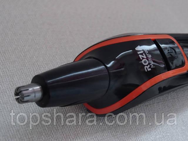 Триммер Rozia Series 5000 HQ5100 6in1, машинка для стрижки