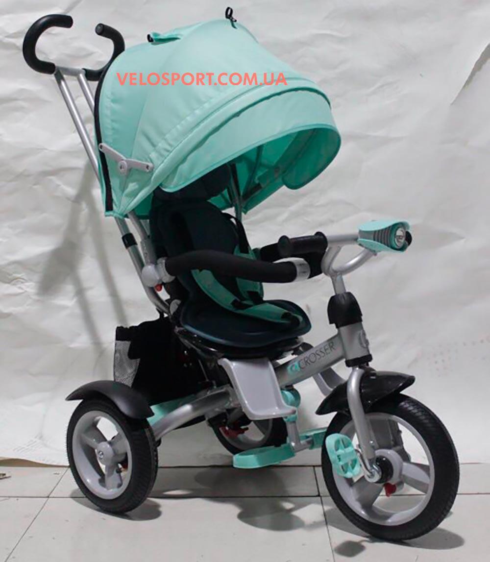 Детский трехколесный велосипед Crosser T 503 AIR