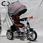 Детский трехколесный велосипед Crosser T 503 AIR, фото 2