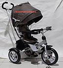 Детский трехколесный велосипед Crosser T 503 AIR, фото 3