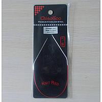 Спицы ChiaoGoo круговые стальные 30см 2,25мм