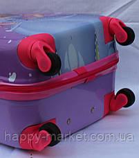 Чемодан дорожный детский ручная кладь 45 см  Josepf Ottenn Принцесса София 1882-5\0486-1-7, фото 2