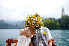 Весілля в Словенії – Романтичне весілля в замку Блед