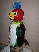 Садовая фигурка Попугай