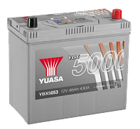 Аккумулятор YUASA Silver High Performance Battery 48Ah (430A) -/+ (0) YBX5053