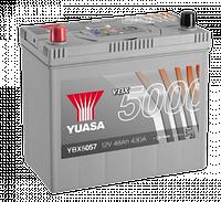Аккумулятор YUASA Silver High Performance Battery 48Ah (430A) +/- (1) YBX5057
