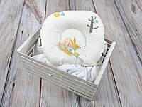 Детская подушка для новорожденных с держателем, Лесные жители