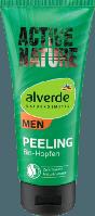 Пилинг для очищения мужской кожи лица  Active Nature Peeling, 100 мл