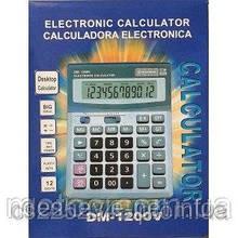 Калькулятор деловой настольный  Karuida DM-1200V