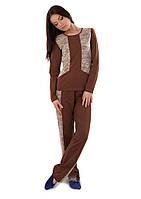 Хлопковая пижама женская VPL 018 (S-2XL)