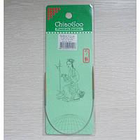 Спицы ChiaoGoo круговые бамбуковые 23см 2,25мм