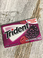 Жвачка TRIDENT black raspberry twist