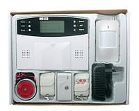 GSM Сигнализация комплект ALFA ViP 606c (white)