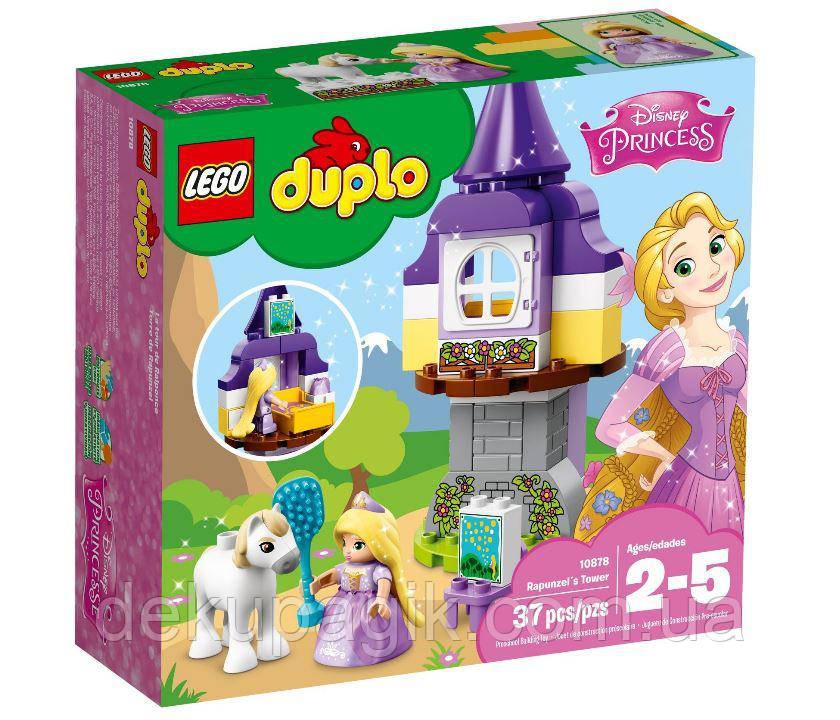Lego Duplo Башня Рапунцель 10878