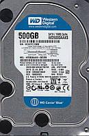 """HDD WD 500Gb 3.5"""" SATA II (WD5000AAKS)"""