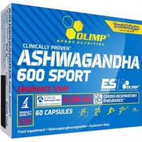 Спецпродукт Ashwagandha 600 Sport Edition 60 капсул