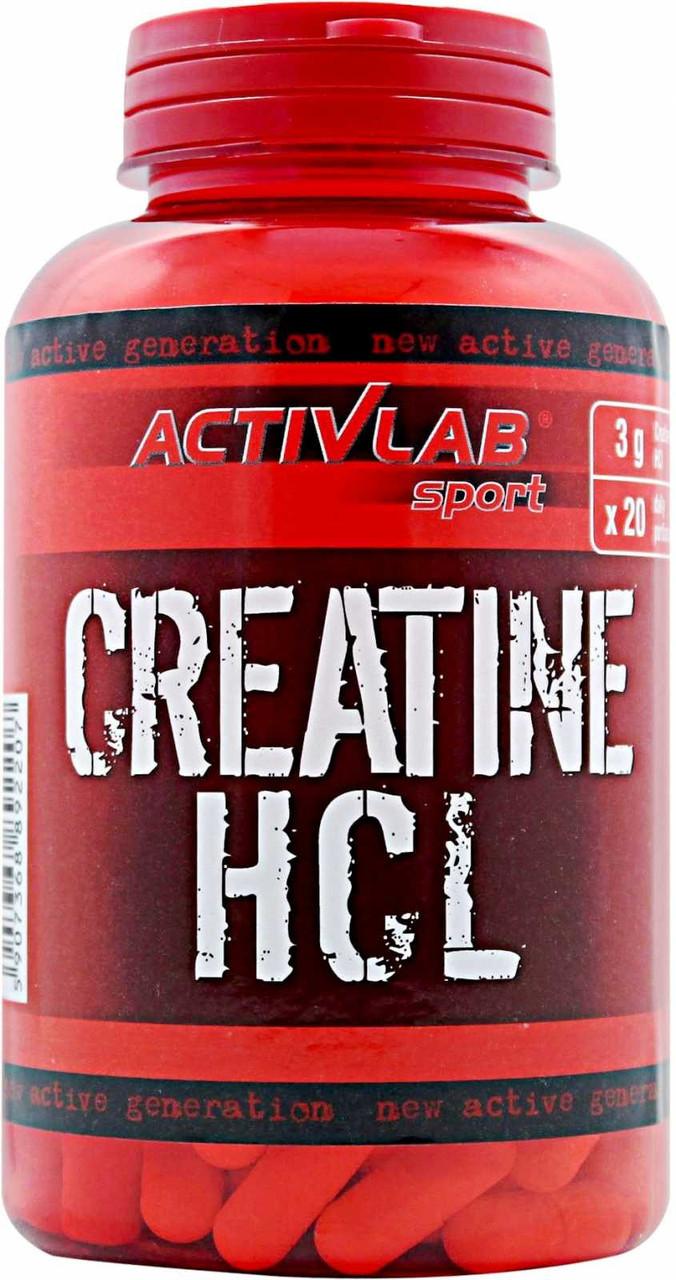 Креатин Activlab Creatine HCL 120 caps