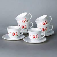 Сервиз чайный Luminarc Maytime {220 мл/6 шт), фото 1