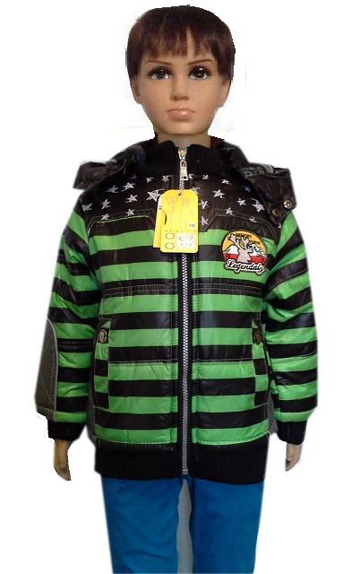 Куртка демисезонная Полосочка
