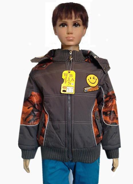 Куртка демисезонная Смайлик