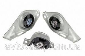 Подушка двигателя ВАЗ 2190 Гранта, ВАЗ 1117, ВАЗ 1118, ВАЗ 1119 Калина левая АКП Анвис Груп
