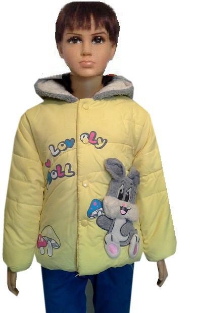Куртка Зайка