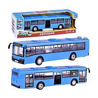 """Машинка Автопарк """"Автобус"""" арт. 9690 D"""