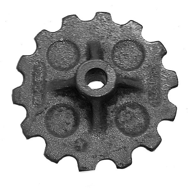 Звездочка привода мех-ма передач (Z=14, Т=31,75) СУПН, КРН