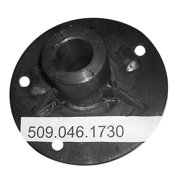 Диск колеса опорно-приводного СУПН-8А, УПС-12