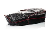 Чехол сиденья ЯВА 6V (красный кант) TRW