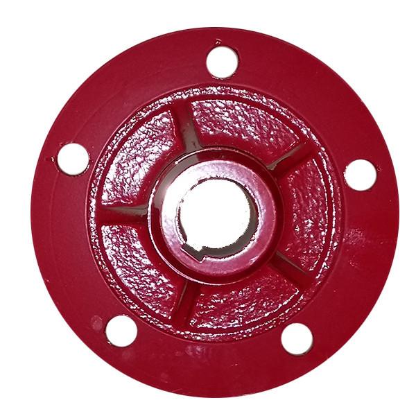Ступица колеса опорного ВЕСТА (голая)