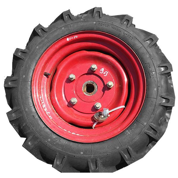 Колесо опорно-приводное ВЕСТА с шиной (правое)