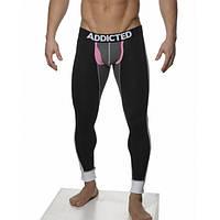 Красивая домашняя одежда, подштанники Sportline - №1207, Цвет черный, Размер L
