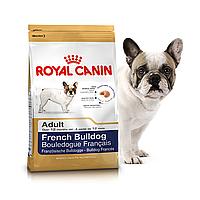 Royal Canin French Bulldog Adult 3 кг -корм для собак породы французский бульдог в возрасте старше 12 месяцев