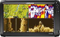 Эхолот Lowrance HDS-16 Carbon (без датчиков)