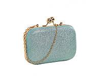 Вечерняя сумка Hight Turquoise