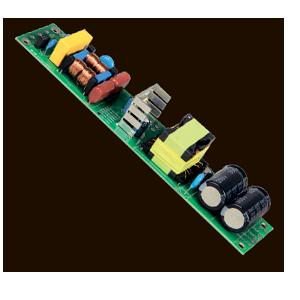 Драйвер с встроенной защитой от КЗ, молниезащита до 10 кВ, защита от перегрева