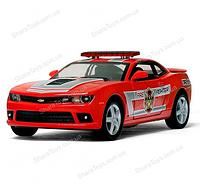 Пожарная машинка Машинка Kinsmart Chevrolet Camaro, фото 1