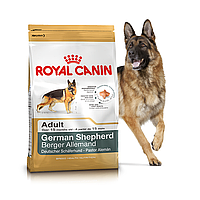 Royal Canin German Shepherd 12кг-корм для собак породы немецкая овчарка