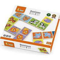 Игра Домино Сафари Viga toys (51307)