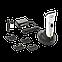 Машинка для стрижки Moser Chrom Style Pro 1871-0082 професійна біла, фото 2