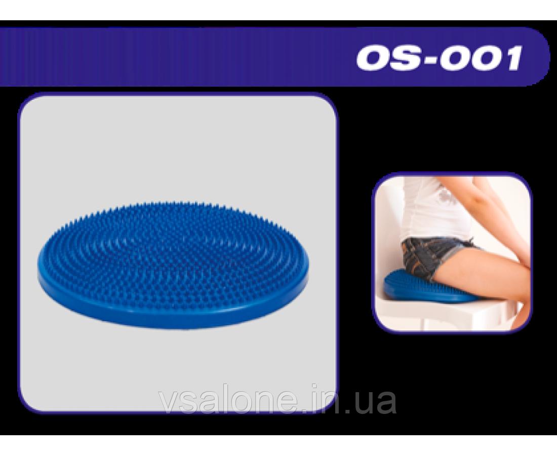 Балансувальна подушка Тренажер масажер