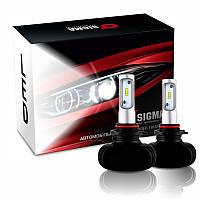 Автомобильные светодиодные лампы SIGMA S100  (H1, H3, H7, H11, H27)