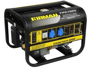 Бензиновый генератор FIRMAN FPG 3800