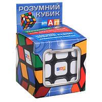 Кубик Рубика 3х3 чёрный (Smart Cube 3x3 Black)