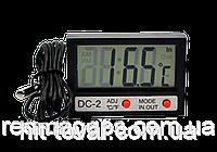 Термометр цифровой DC-2 (с выносным датчиком), фото 1