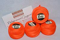 DMC Pearl Cotton Balls #8 - № 608