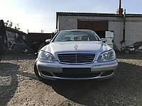 Авторазборка Mercedes w220 3.2cdi Запчасти, фото 1