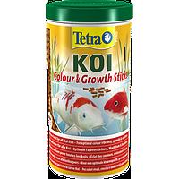 Корм TETRA (Тетра) POND KOI Growth палочки для карпов КОИ здоровый рост (>25см), 4 л