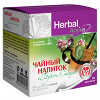 Чайный напиток «Букет Сибири» Арт Лайф (20 пакетов)